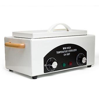Nail Art Salon Høj temperatur Desinfektion Sterilisator Box - Bærbar tør varme