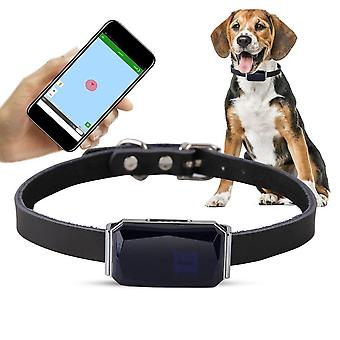 Pets Smart Gps Tracker - Ip67 Waterproof Adjustable Practical Anti Lost Collar
