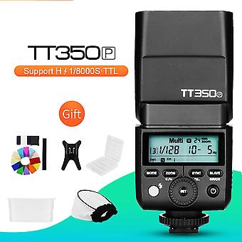 Mini-speedlite Tt350c\tt350n\tt350s\tt15350f\tt350o\tt350p Camera Flash Ttl Hss