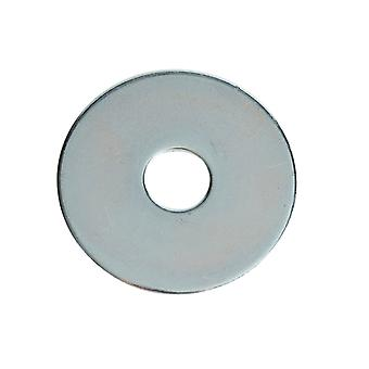 Forgefix Flat Repair Washers ZP M10 x 40mm Forge Pack 6 FORFPWAS1040