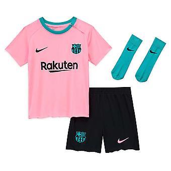 2020-2021 Barcelone Troisième Kit Nike Bébé
