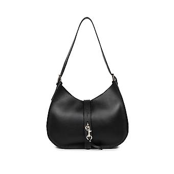 Lancaster Paris Women's Foulonné Double Hook Shoulder Bag 34Cm