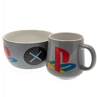 PlayStation frokost sett