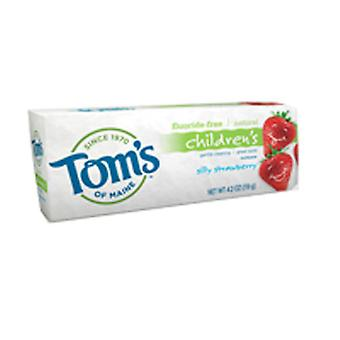 Tom's Of Maine Children's Natural Toothpaste, 4.2 oz
