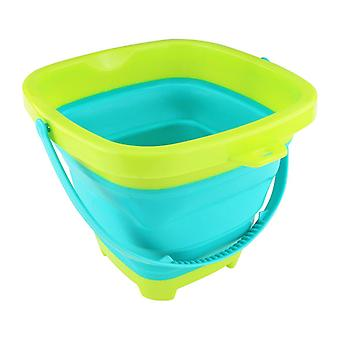 Foldbare Pail Spande Multi Formål For Beach Camping Gear, og Fishing Tub