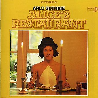 Arlo Guthrie - restaurante de Alicia [CD] USA importar