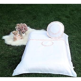 Elegante Embroidered Duvet Cover Set