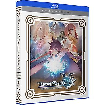 Tales Of Zestiria The X: Complete Series [Blu-ray] Importation aux États-Unis