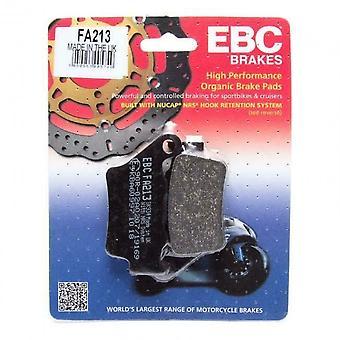 EBC FA213 Rear Motorcycle Brake Pads
