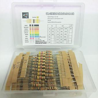 Carbon Film Resistors Assortment Kit
