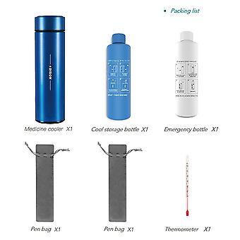 Refroidisseur isolé de caisse de réfrigération, réfrigérateur de refroidissement, réfrigérateur