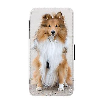 Shetland Sheepdog iPhone 12 Pro Max Wallet Case