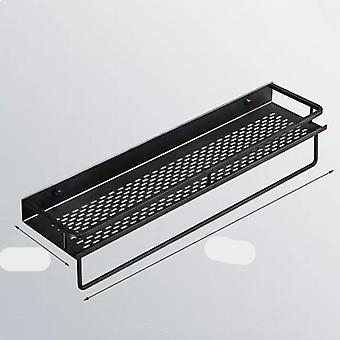 Aluminium-Wand-Montiertes quadratisches Regal