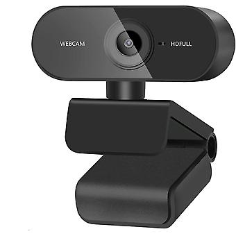 Full HD 1080P PC Webcam USB Plug & Play Auto Focus ,Avec microphone