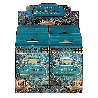 Something Different Jasmine Incense Cone (Pack of 12)