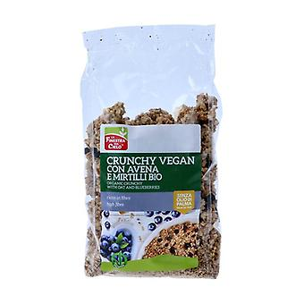 CRUNCHY WITH OATS AND MIRTILLI VEGAN 375 g