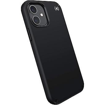 Speck Products Presidio Pro Black / Black / White iPhone 12 / 12 Pro