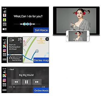Wireless Apple Carplay /android Auto Carplay  Smart Link Usb Dongle