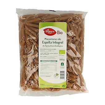 Orgaaninen integraali Speltti Makaroni 500 g