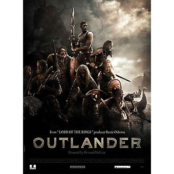 Outlander Movie Poster (11 x 17)