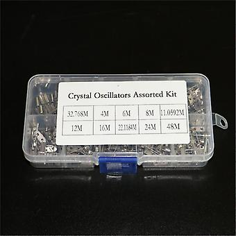Hc-49s Crystal Oscillator Kit