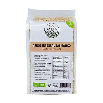 Integral Basmati Rice 500 g