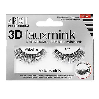 Ardell Professional Ardell 3D Faux Mink Strip Lashes - 857