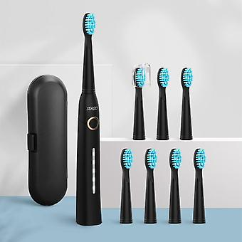 Electric Toothbrush Rechargeable Adult Waterproof Ultrasonic Automatic