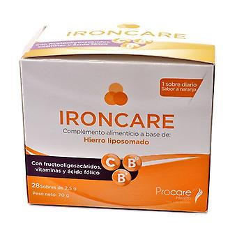 Ironcare 28 packets of 2.5g