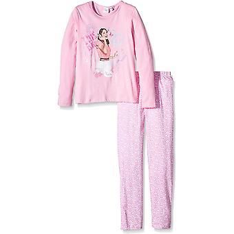 Disney Violetta tyttöjen pitkähihainen Pyjama asettaa OE2219