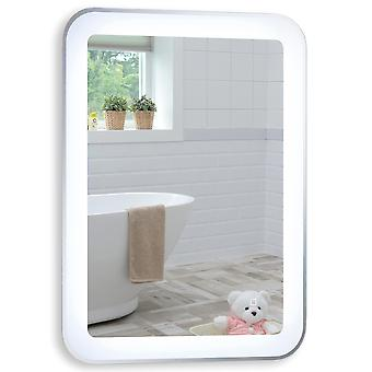 MOOD Illuminated Bathroom Mirror 80 x 60cm