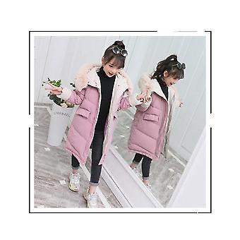 Giacca in cotone invernale per bambini, abbigliamento