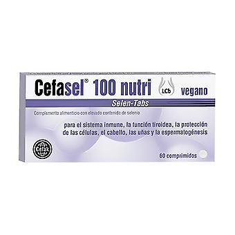 Cefasel 100 Nutri 60 tablets