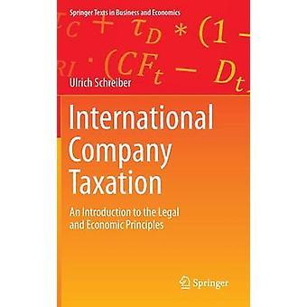 ضرائب الشركات الدولية - مقدمة للقانون و Econ