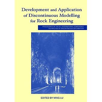 Ontwikkeling en toepassing van discontinu modellering voor Rock Engin