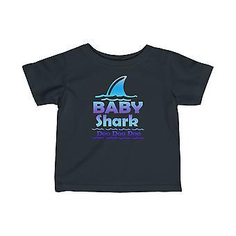 Baby Shark Doo Doo Infant Fine Jersey Tee