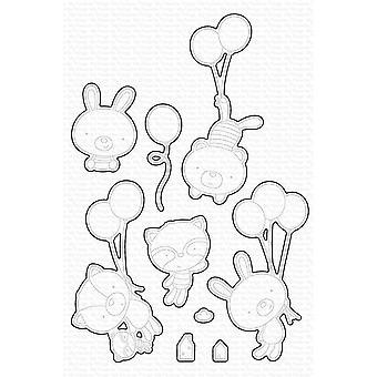 My Favorite Things Balloon Besties Die-namics Cutting Dies