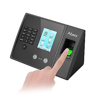 Aibecy Biometric Fingerprint Time Attendance Machine