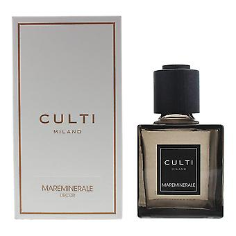 Culti Milano Decor Diffuser 250ml Mareminerale - Sticks Not Included In The Box