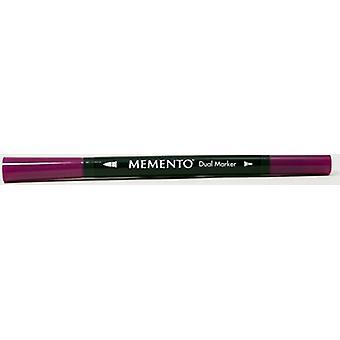Tsukineko Memento Marker Pen - Posturas lilas