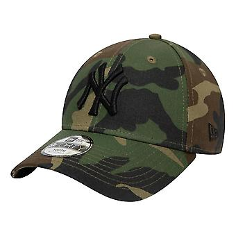 New Era New York Yankees Essential Youth 9Forty Cap - Camo