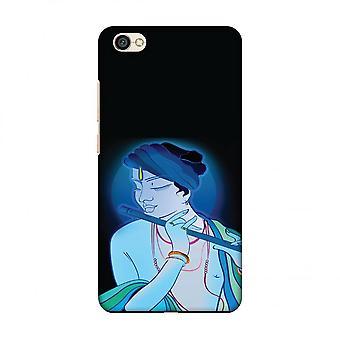 Almighty Krishna 1 Slim Hard Shell Case For Xiaomi Redmi Y1 Lite