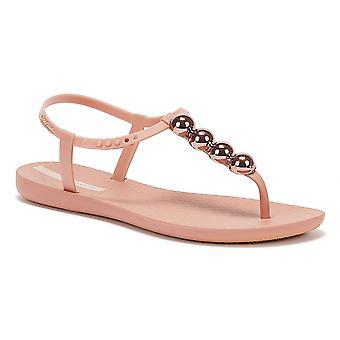 Ipanema klasse småstein kvinners rosa sandaler