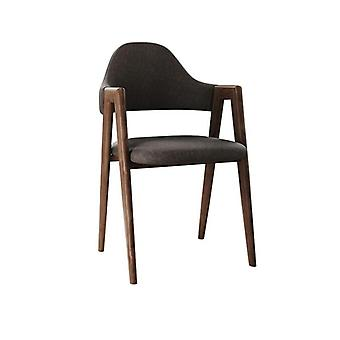 Imitation Wood Dining Chair, Modern Restaurant Dining Chairs