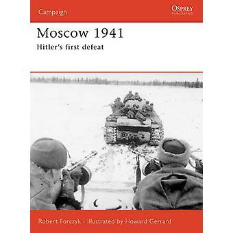 Moskova 1941 Robert Forczyk