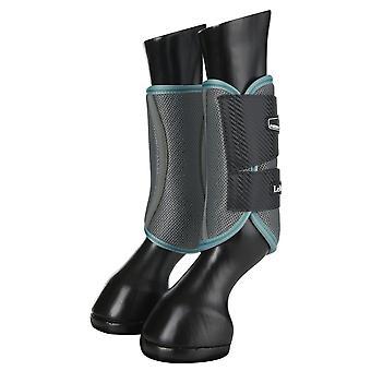 LeMieux Lemieux Carbon Mesh Wrap Boots - Sage