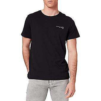 BLEND 20712077 T-Shirt, 194007_Nero, XL Men's