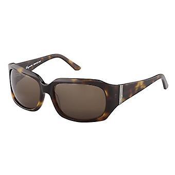 Burgmeister - Rectangular SBM202-242 Sunglasses, Brown(2)