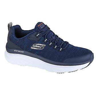 Skechers Dlux Walkerpensive 232045NVY universal all year men shoes