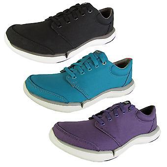 Teva Womens Vandra Lace Up Sneaker Skor